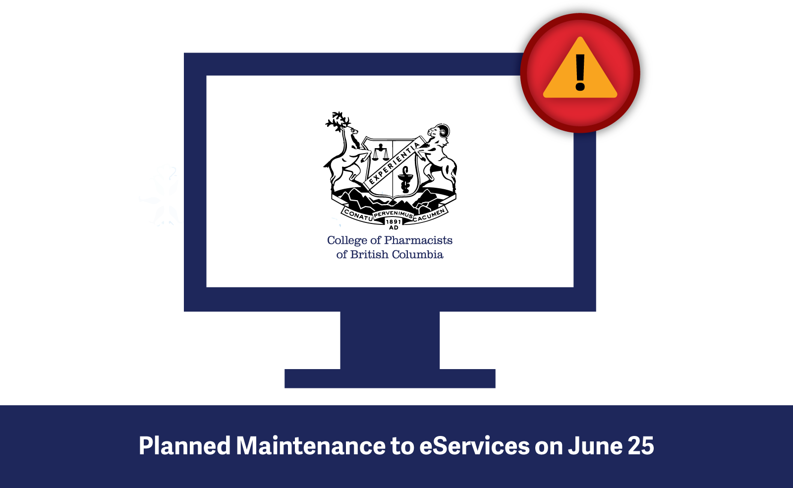 planned maintenance to eservices and related services on june 25